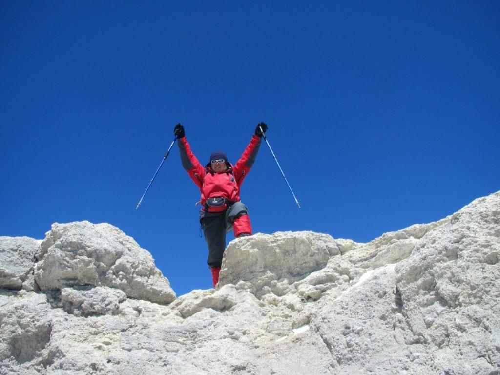 تصویر از صعود به قله دماوندازرخ شمالی