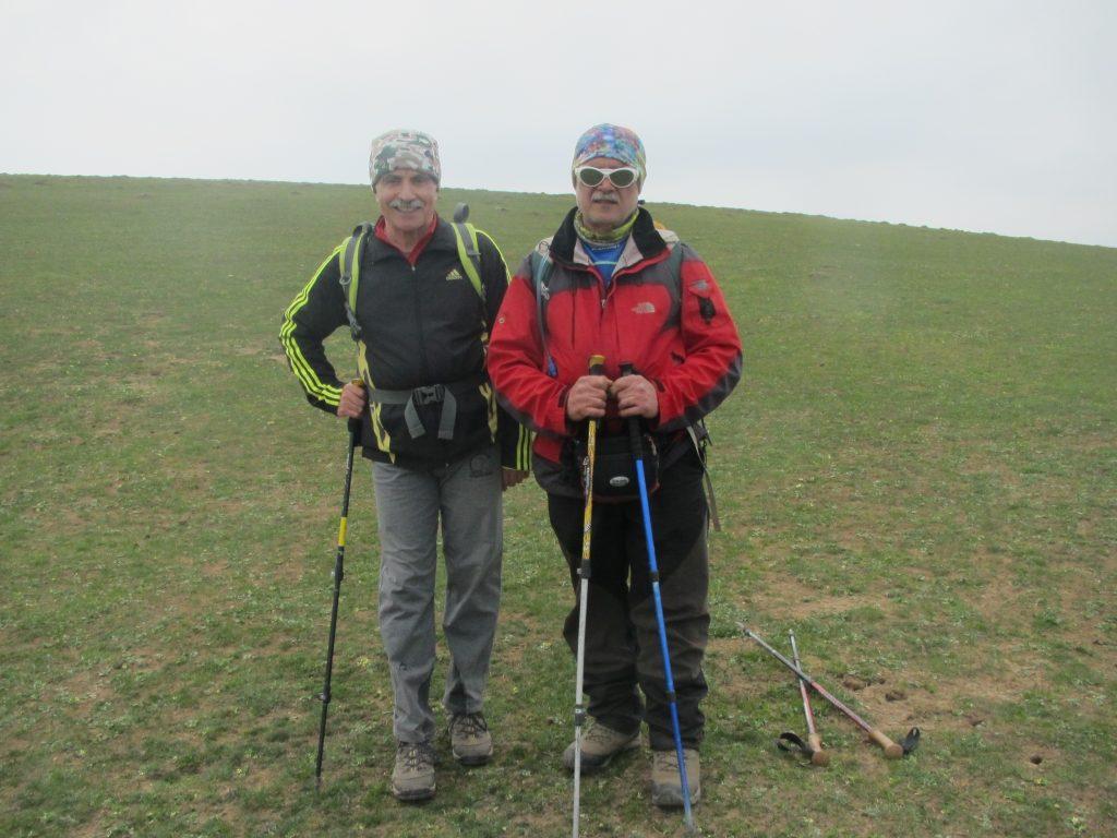 تصویر از قله ناتشکوه