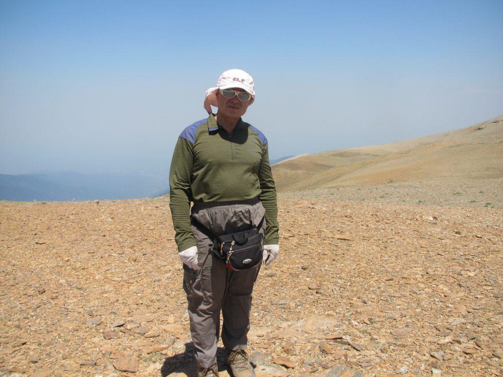 تصویر از قله دوخون