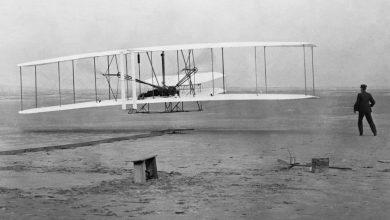اولین پرواز